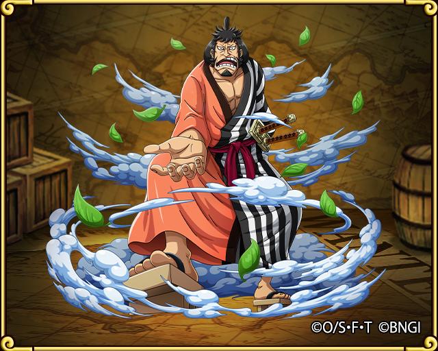 Kin'emon Wano Country Samurai   One Piece Treasure Cruise ...