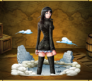 Nico Robin Devil Child