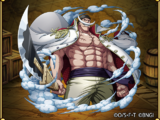 Edward Newgate Whitebeard Pirates Captain