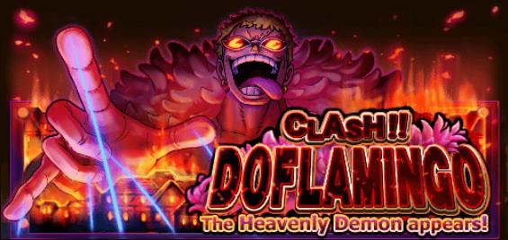 Clash!! Doflamingo Banner