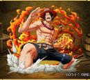 Portgas D. Ace Flame for a Fallen Soul