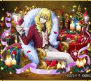 Cavendish White Christmas Knight