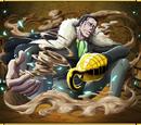 Sir Crocodile: Logia Warlord of the Sea