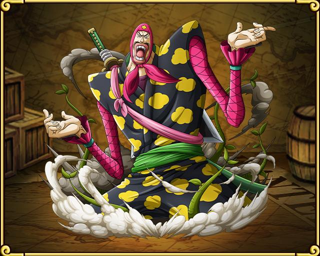 Neo Marines Binz One Piece Treasure Cruise Wiki Fandom Powered