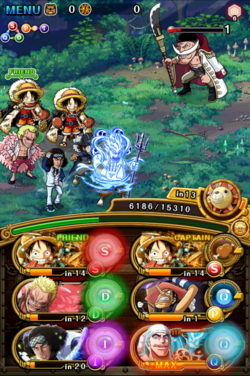 Forest of Training Whitebeard Stage 20 e