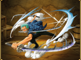 Roronoa Zoro Three Thousand Worlds