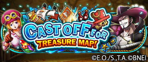 Treasure Map Announcement