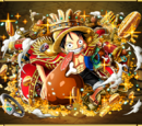 Monkey D. Luffy A Vow in the Great Age of Pirates – Pirate King
