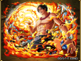 Portgas D. Ace Darkness-Slaying Sun