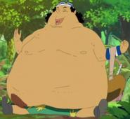 Usopp Over Obese