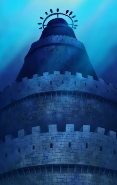 Impel Down great prison by MOD 3