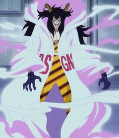 Anime Caesar Clown Info