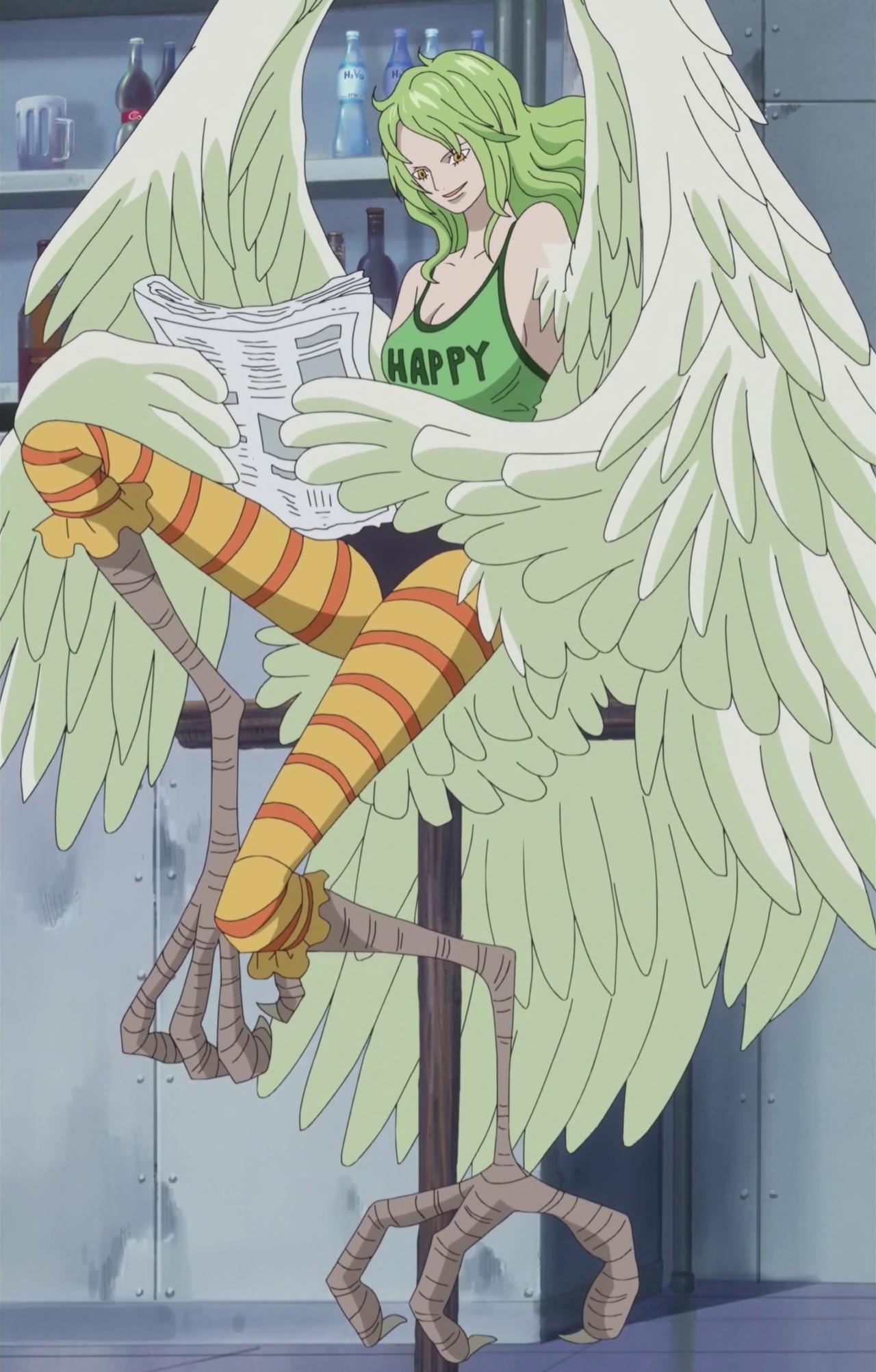 Monet   One Piece x Fairy Tail Wiki   FANDOM powered by Wikia