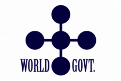 WORLD GOVT Flagge