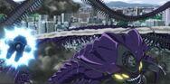 Metal Knight survole GSP