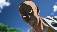 Ova saitama training face