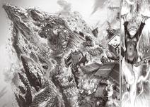 Tornade Tragique fait jaillir le nid des monstres