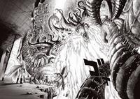 Saitama vs Orochi 1