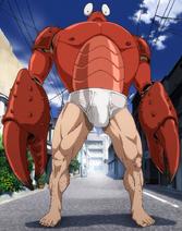 Crabotaure (animé)