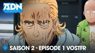 One-Punch Man saison 2 - Épisode 1 VOSTFR