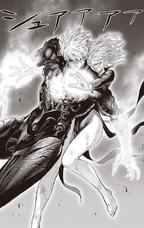 Tornade Tragique soutient pour la première fois Démon Cyborg