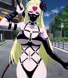 Princesse Supersado narguant Fubuki