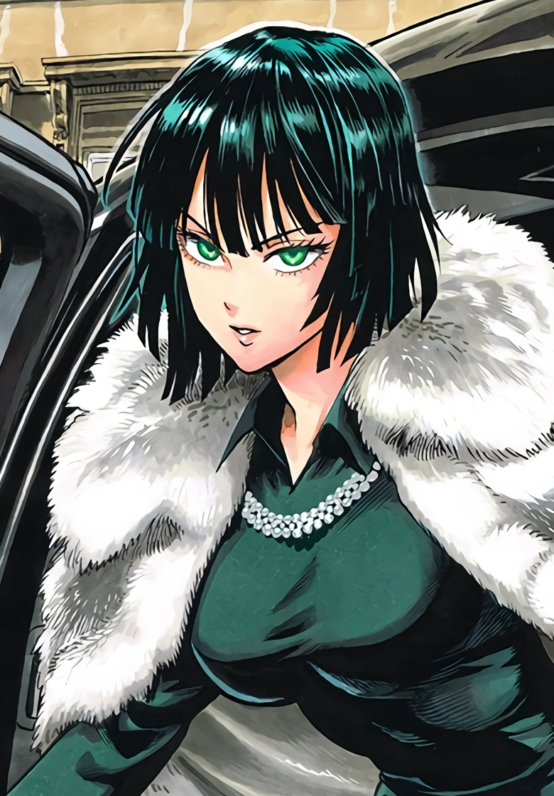 Fubuki ePunch Man Wiki