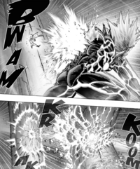 Boros' strength