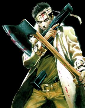 Zombieman Fullbody
