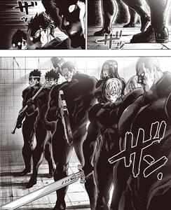 Narinki's Private Squad brainwashed