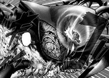 Metal Bat vs. Elder Centipede