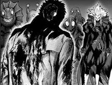 Zombieman de pie nuevamente