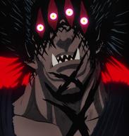Visage de Mutant (animé)