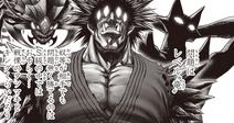 Miaou, Mutant et Grande Scolopendre Patriarche