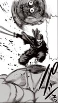 Shadow Ring ejecuta a un monstruo