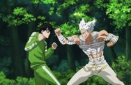 Binocle combat Garoh