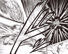 Garou Deflect Gatling