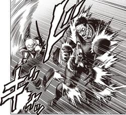 Pabrika attaqué par Iaïron