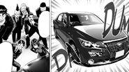 Fubuki group and new car