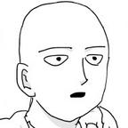 Saitama Webcomic Icon