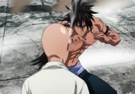Suiryû devient sérieux contre Charanko