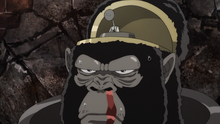 Armored Gorilla Remote Transmitter Anime