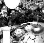 Ville Y laboratoire du Petit Empereur (manga)