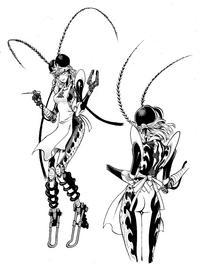 Mosquito Girl Takoyaki