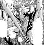 Manga - Mantis