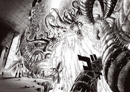 Saitama meets Orochi