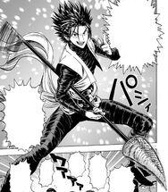 Stinger (manga) 1°