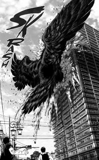 Giant Crow Full Apperance