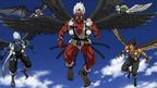 Небесный народ, аниме