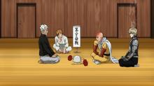 Bang vs. Saitama last round